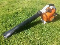 STIHL BG86C Powerful pro handheld petrol leaf blower like BG56C