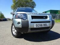 56 LAND ROVER FREELANDER ADVENTURER TD4 DIESEL 2.0 4X4,MOT MAY 019,2 KEYS,FULL HISTORY,STUNNING 4X4