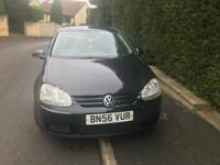 Golf 1.9 TDi Black 5-dr 12 MONTHS MOT £1300