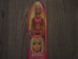 Unopened Barbie doll