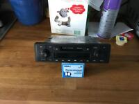 Genuine Audi TT mk1 Tape/Cassette player*head unit*radio*with Code