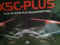 x5c plus drone with camera