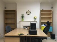Co-working Desk Space Available Soon!