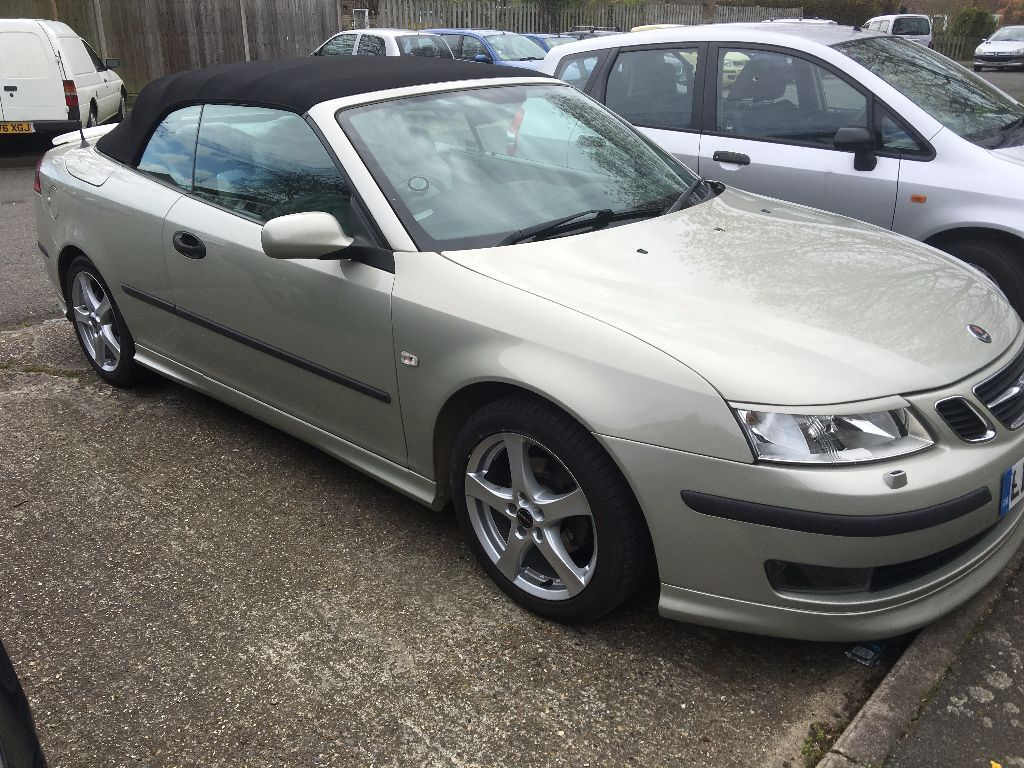 Saab 9 3 Convertible 2 0t Auto Vector Full Aero Body Kit