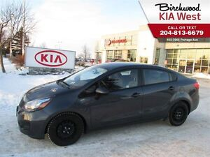 2014 Kia Rio LX+ /WINTER PACKAGE READY TO GO!
