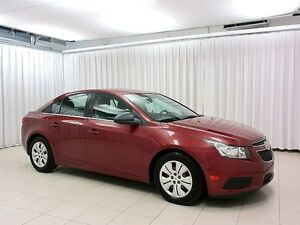2012 Chevrolet Cruze WHAT A GREAT DEAL!! LS SEDAN w/ AUTO HEADLI