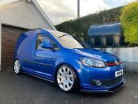 2013 Vw Caddy (no vat)