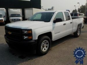 2014 Chevrolet Silverado 1500 6 Passenger Short Box, 4.3L V6 Gas