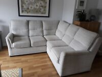 CORNER SOFA, RECLINER CHAIR, FOOTSTOOL