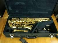 Saxophone alto yamaha yas 62 mindt condition
