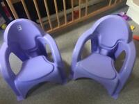 Toddlers chairs set