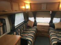 Abbey 215 Gts 2004 caravan