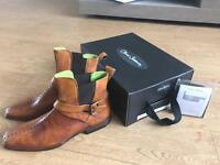 Oliver Sweeny ankle boots size 8