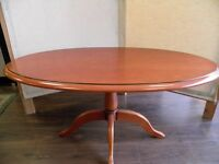 Cherry Wood Coffee Table - WE CAN DELIVER
