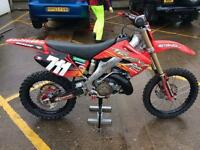 Cr250 Honda, mx bike