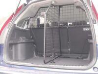 Guardsman Dog Guard complete With Divider for Honda CRV 2007-2012