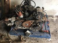 VW T25 / T3 DF Engine 1.9 water cooled for sale  Norbury, London