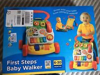 VTech First Steps Baby Walker £10.00