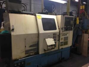 Dainichi F-250 CNC Lathe or Turning Center