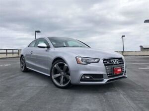 2015 Audi S5 3.0 Technik SuperCharged Only 35, 000Km New Tires!