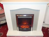 Be Modern Penelope Electric Fire Suite