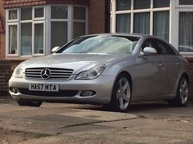 Mercedes CLS 320 cdi - Luxury Car - Lady Owner