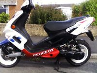 FOR SALE PEUGEOT SPEED FIGHT 2 50cc