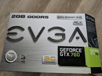 EVGA Geforce GTX 760 2GB