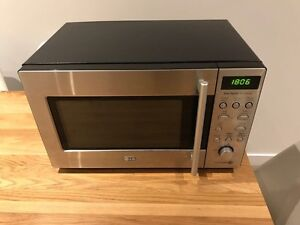 LG intellowave microwave Richmond Yarra Area Preview