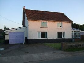3 Bedroom Detached Cottage/House in Ashwellthorpe, near Wymondham