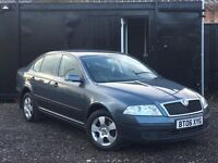 SKODA OCTAVIA 2L PETROL AUTOMATIC ++F/S/H++2 KEYS++2 OWNERS++ SKODA AUTO++6 SPEED GEAR BOX++
