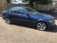 BMW 318d cheap car