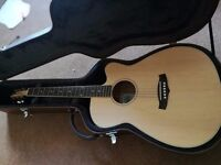 Tanglewood Electric-Acoustic Guitar