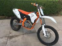 KTM 450 SXF Road Registered MOT