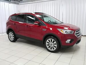 2017 Ford Escape HURRY IN TO SEE THIS BEAUTY!! TITANIUM 4X4 ECOB