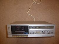 Sharp RT12 Cassette Deck and Phillips CD373 CD Player in BS8