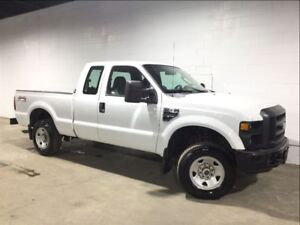 2008 Ford F-250 SHORT BOX! 4X4! ONE OWNER!