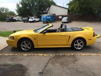 99 mustang conver One Owner $6900