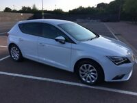 Seat Leon 1.6 TDI SE Technology Manual Metallic White