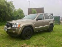2006 Jeep Grand Cherokee 3.0 Crd limited edition