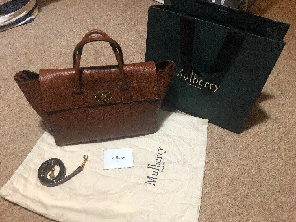22e822687f52 Mulberry Bayswater Bag (Oak)