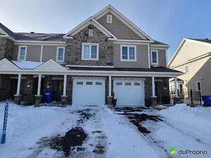 337 000$ - Maison en rangée / de ville à vendre à Chambly
