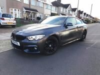 BMW 420d 4 series M Sport. FSH 1 Owner From New! Low Mileage CHEAPEST IN THE UK