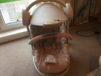 Mamas and papas starlight swing - excellent condition