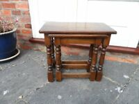 Nest of Two Occasional Tables