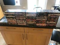104 DVDS £20