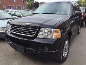 2003 Ford Explorer 7 Seater | Keyless Entry | Excellent Conditio