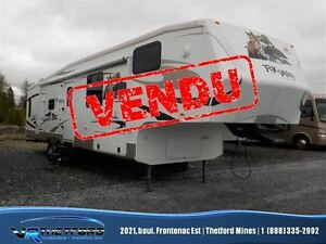 2011 Fox Valley 32BL -