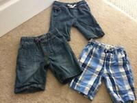 All Next shorts 3-4 Years