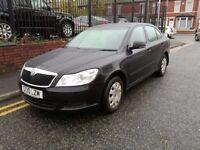 2010 Skoda Octavia Black 1.9 TDI PD S 5dr Hatchback £1995 p/x welcome